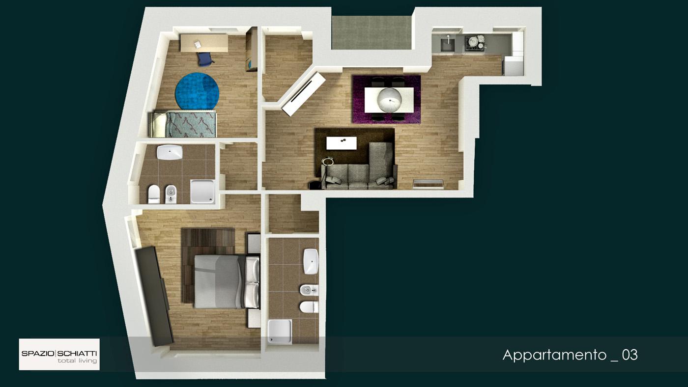 Pianta casa 90 mq best piantina di una cucina gallery for Disegnare la pianta del piano di casa